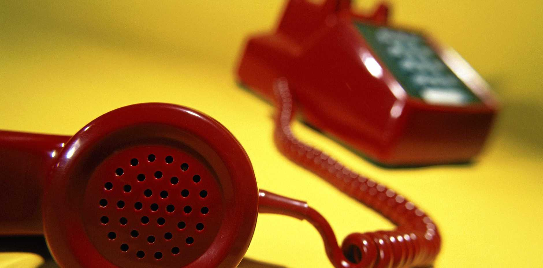 Telephone scammers are managing to call potential victims using local numbers when calling from overseas.