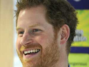 Britain's Prince Harry.