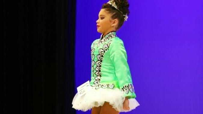 Keava Brennan, 11, has qualified to represent Australia at the 2017 World Irish Dancing Championships.
