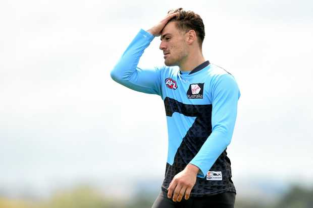 Greater Western Sydney Giants player Stephen Coniglio is set for six weeks on the sidelines.