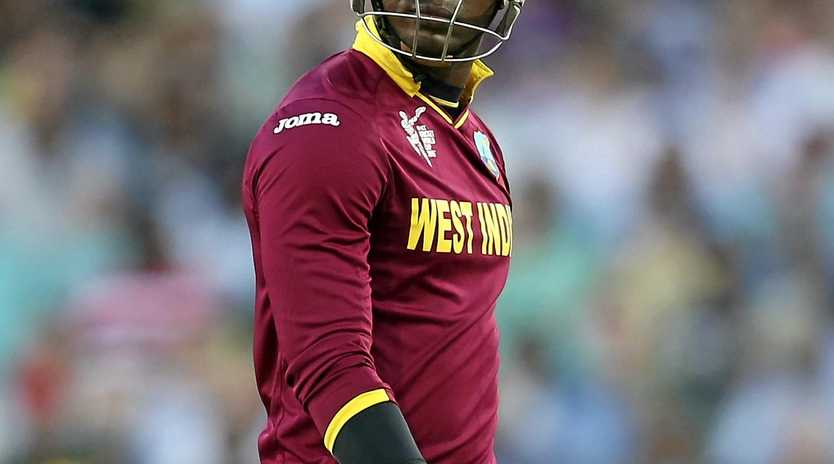 Marlon Samuels could be joining the Pakistan Army.