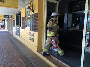 Emergency crews called to hotel