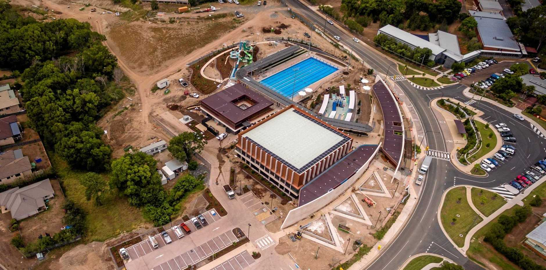 NEW TALKS: Gympie Regional Council is giving hydrotherapy advocates a second chance at having an extra hot hydrotherapy pool, though not necessarily at the Gympie Aquatic Recreation Centre and not necessarily operated entirely at council expense.