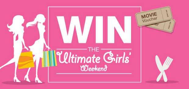 Win the Ultimate Girls' Weekend