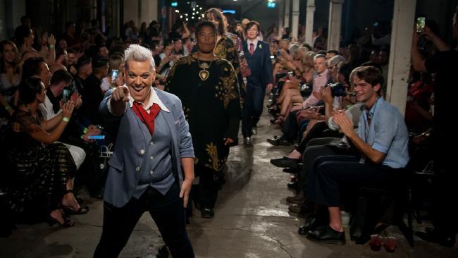 The Aurora Style aGender fashion show