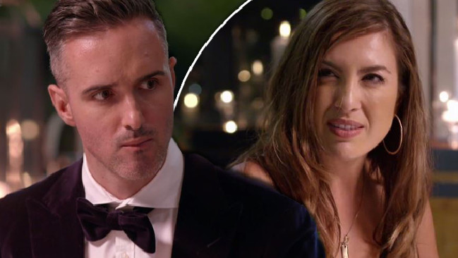 Nadia talks back to controlling husband Anthony on MAFS.