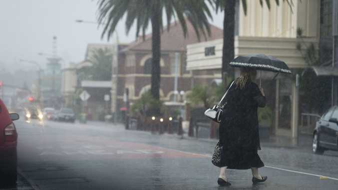 Another wet and gloomy week is in storm for Toowoomba.