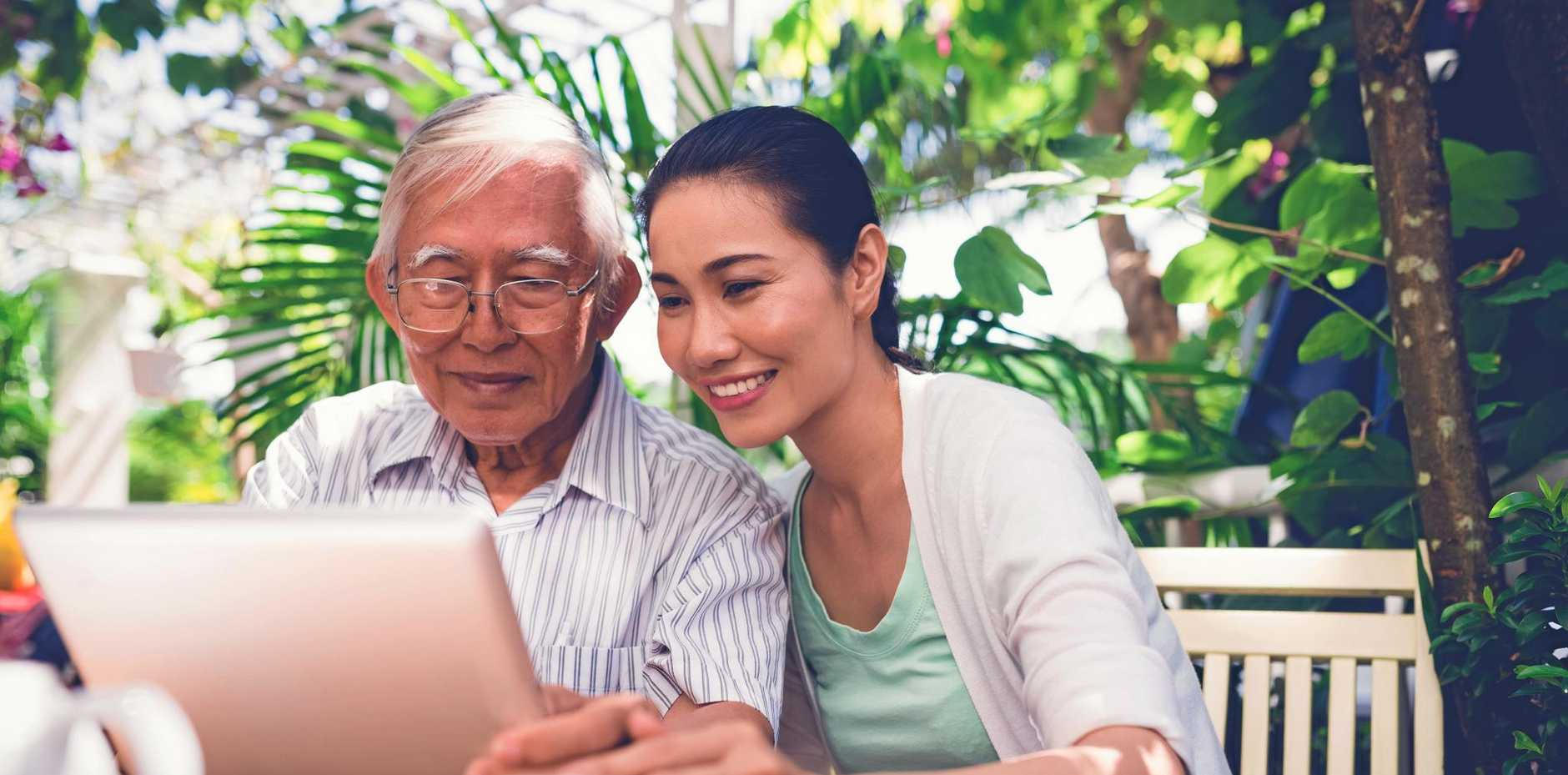 ONLINE PROXY: care should be taken in acting in a online proxy role for older Australians.
