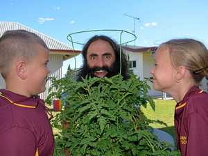 Costa inspires students' green thumbs