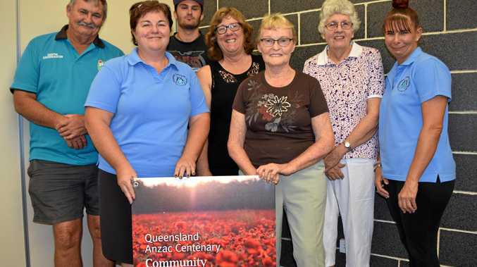 DEDICATED:  Proserpine Community Centre research team.
