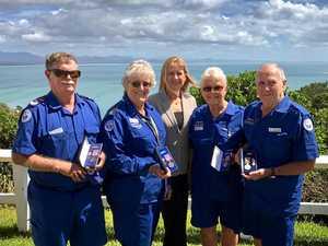 Kind folk awarded for help on ocean
