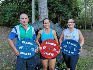 Whitsunday power lifters elevated after NQ Open