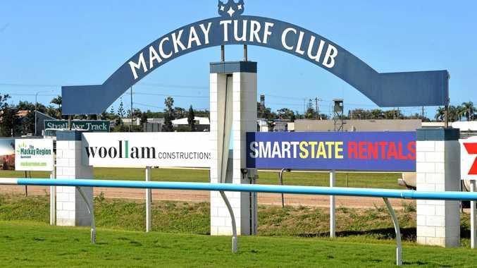 Mackay trainer Mark Cochrane has defended himself against the allegation he hit Stone Philosopher.