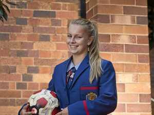 Matildas end goal for Roar prodigy