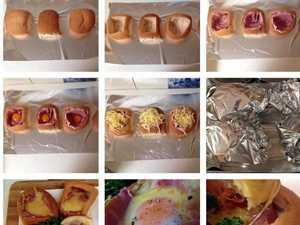 My Smoko Break: Easy brunch snack