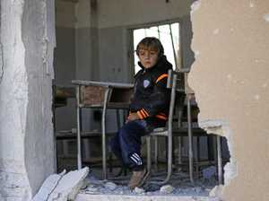 Worst year for violation of Syrian kids