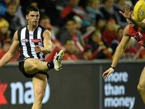 Three-man leadership group for Magpies