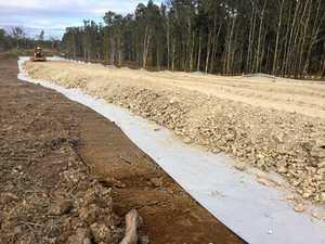 Work starts on new highway interchange