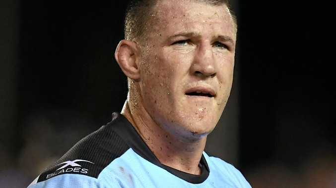 Paul Gallen has accused the NRL of taking a