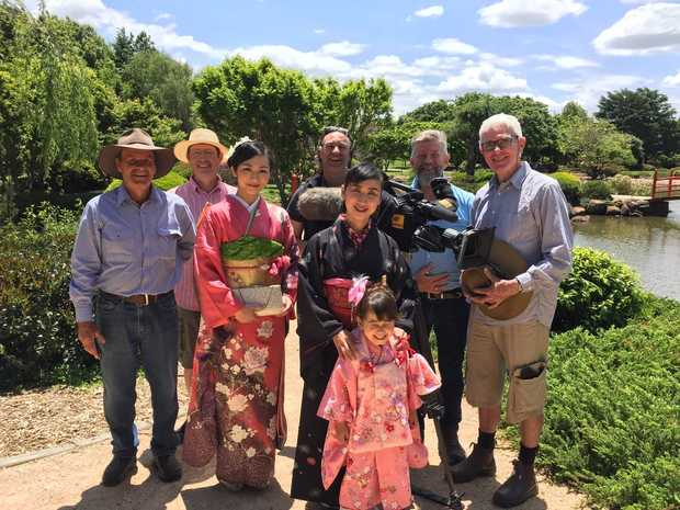National tv show reveals air date for toowoomba feature Gardening tv shows online