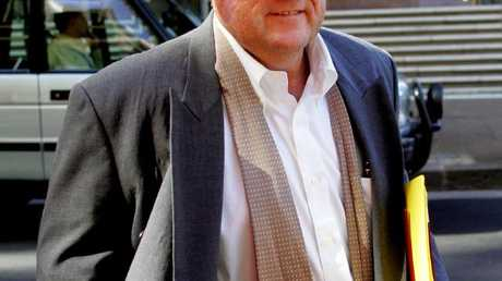 Mark Coulton, above in Sydney in 1999, is from a wealthy cotton farming family and brother former deputy Sydney lord mayor, Dixie Coulton.Source:News Corp Australia