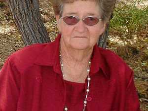 Fond farewell for beloved family woman