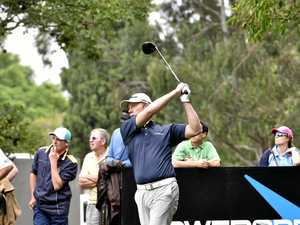 Kennedy is bookies' tip to lift Qld PGA trophy