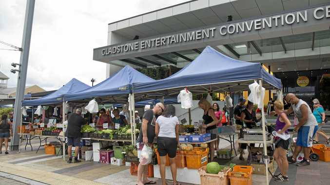CONTROVERSY: The Gladstone City Farmer's Markets have caused debate among councillors, even though Gladstone Regional Council does not manage the event any more.