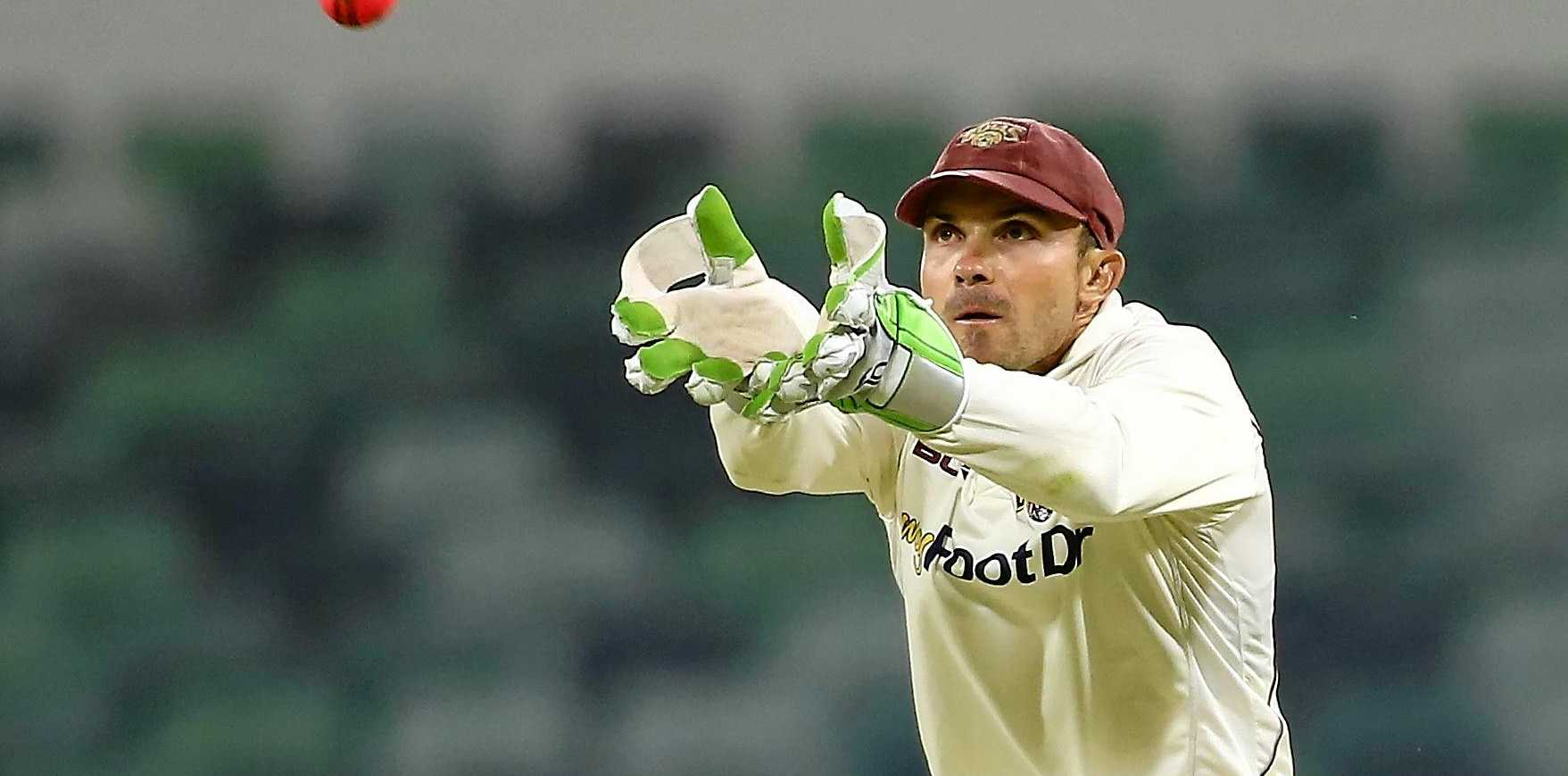 Chris Hartley will retire from cricket at the end of the season.