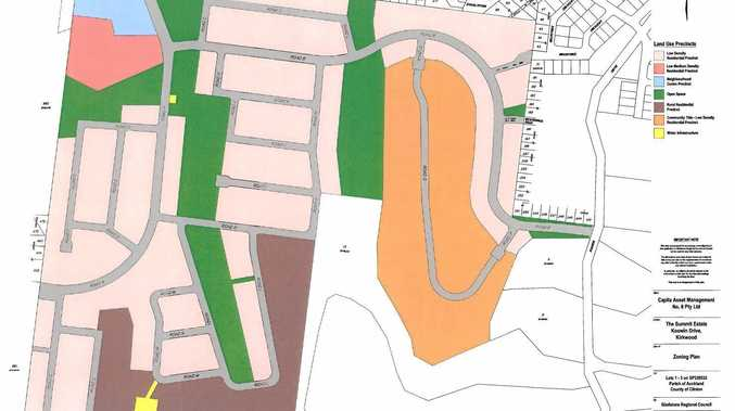 IN THE PIPELINE: A plan to build almost 500 homes near Little Creek is underway with a new estate called The Summit.