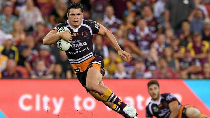Broncos centre James Roberts should be fit to face Melbourne.