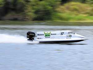 Powerboats start the year in style at Sandy Hook