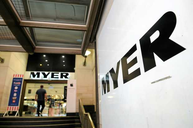 Myer will offer customers Afterpay at the online checkout in May.