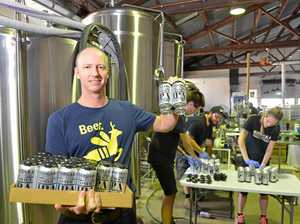 Cheers to Bargara Brewing: high praise for local success