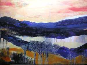 PAN is a locally based artists' network who are pleased to again be holding an exhibition at the Lone Goat Gallery, Byron Bay.