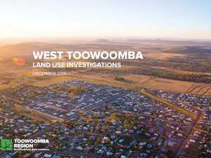 Future of west Toowoomba revealed: 12,700 new homes