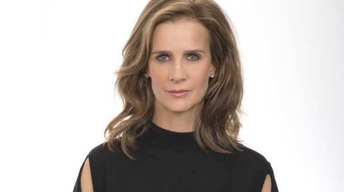 Rachel Griffiths stars as Diane in the TV series When We Rise.