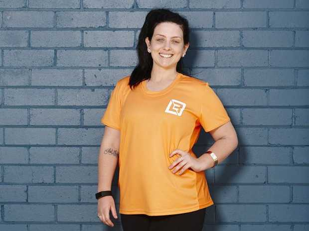 Nikki Henderson from Buderim is a contestant on the new series of The Biggest Loser: Transformed.