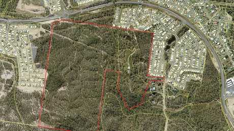 A plan to build almost 500 homes near Little Creek is underway with a new estate called The Summit.