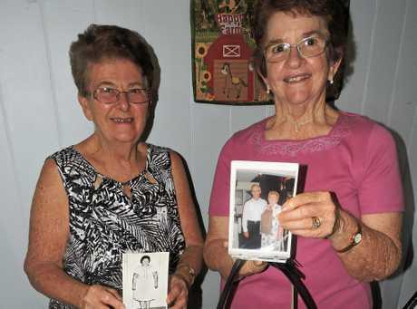 CHANGE: Maryborough Shiralee Night Weight Club members June Wheeler and Carolyne Neilsen.