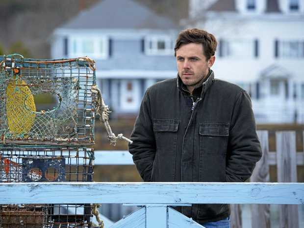 Casey Affleck in a scene from the movie Manchester By The Sea. Supplied by Universal Pictures.