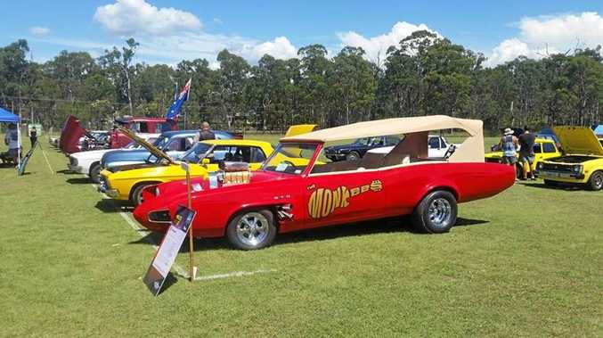 Get along the Nanango Power Up Show and Shine on March 25.