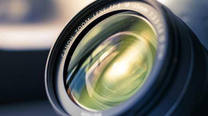 Camera lens generic.
