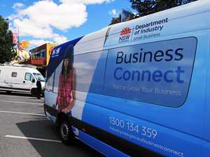 Jump on the bus for some free business advice