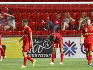 Adelaide Utd draws lowest ever crowd for ACL clash
