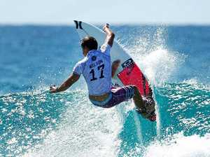 Quiksilver Pro: Wilson and Fanning start 2017 in style