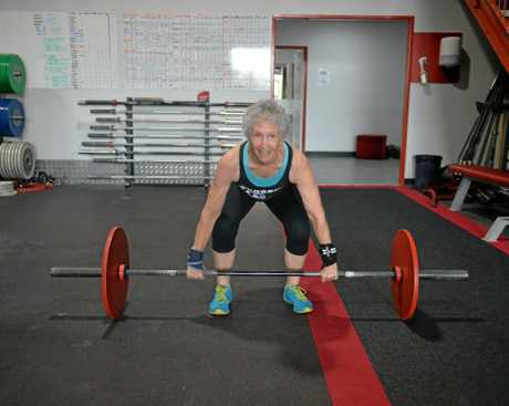 Laurel Hill has two rounds left of the Open CrossFit Games.