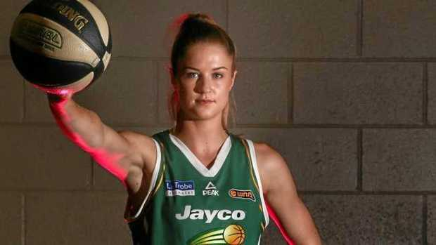 Dandenong Rangers captain Aimie Clydesdale say the Rangers are still feeling good.