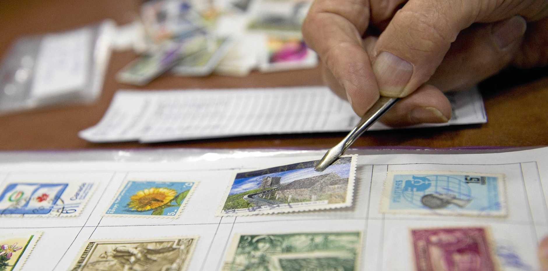 COLLECTING BUG: Head along to the Sunshine Coast Stamp Club Annual Stamp Fair.