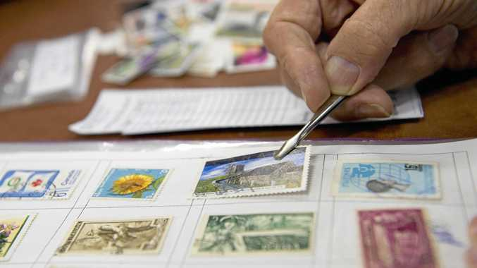 President Dave's taking city's stamp club 'to the world'
